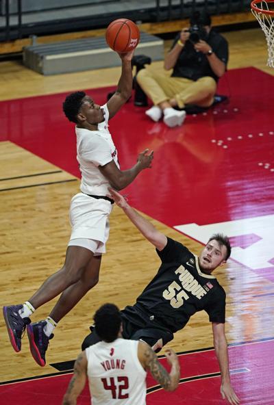 Purdue Rutgers Basketball
