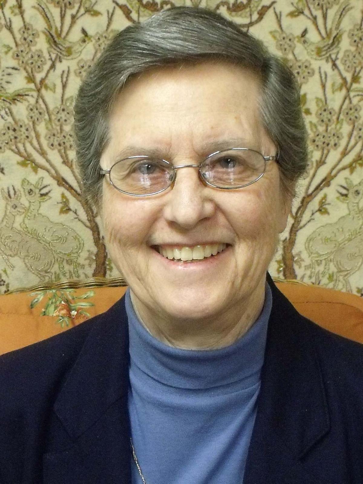 Sister Johanna Rickl