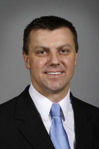 Iowa state Sen. Jack Whitver, R-Ankeny