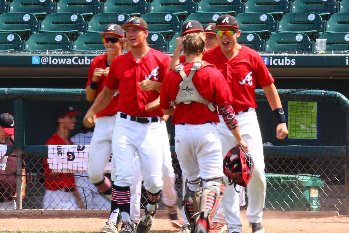 Davenport Assumption vs. Dubuque Wahlert state baseball semifinal