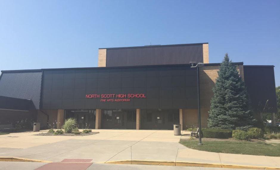 North Scott Fine Arts Auditorium