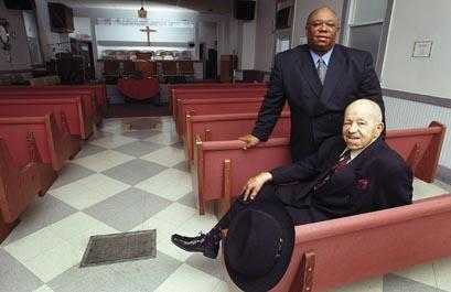 Church founder about to celebrate his 90th birthday