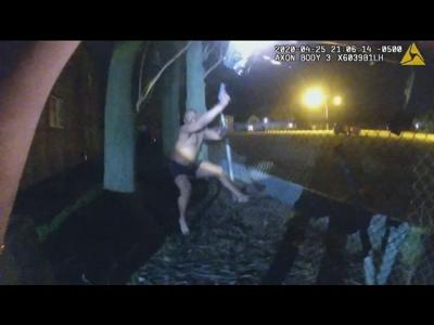 Footage released of the encounter between Rock Island police and Kelvin Shaw