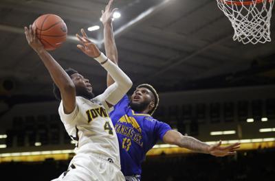 UMKC Iowa Basketball