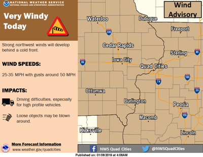 NWS: Windy