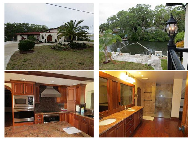 Crundwell Florida property