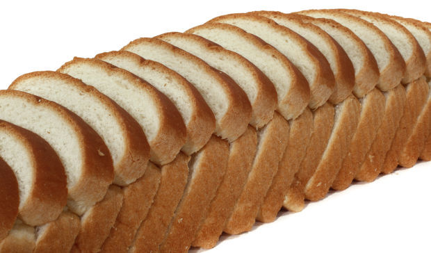 Bread-slicing machine invented in Davenport