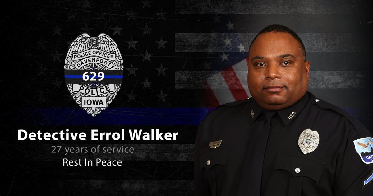 Detective Errol Walker