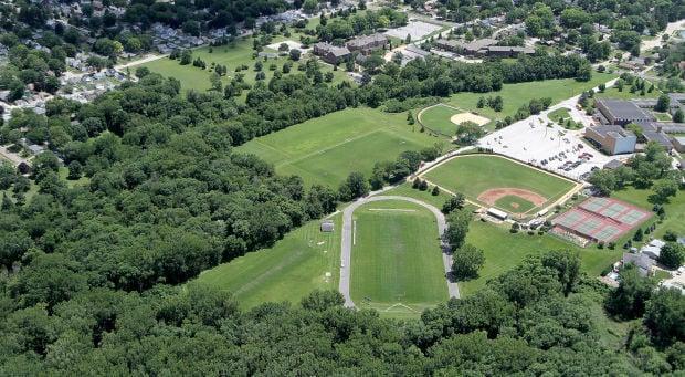St. Ambrose Stadium site