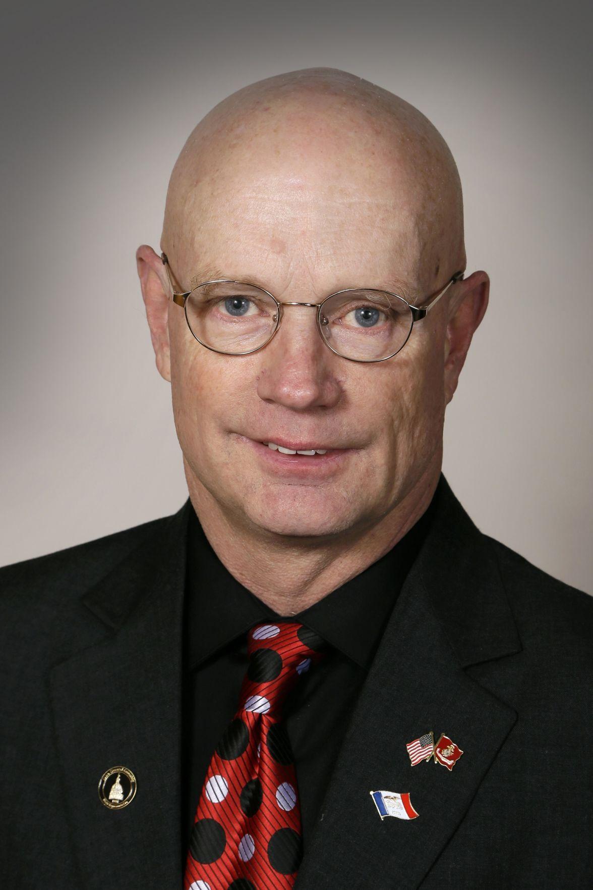Iowa state Rep. Steve Holt