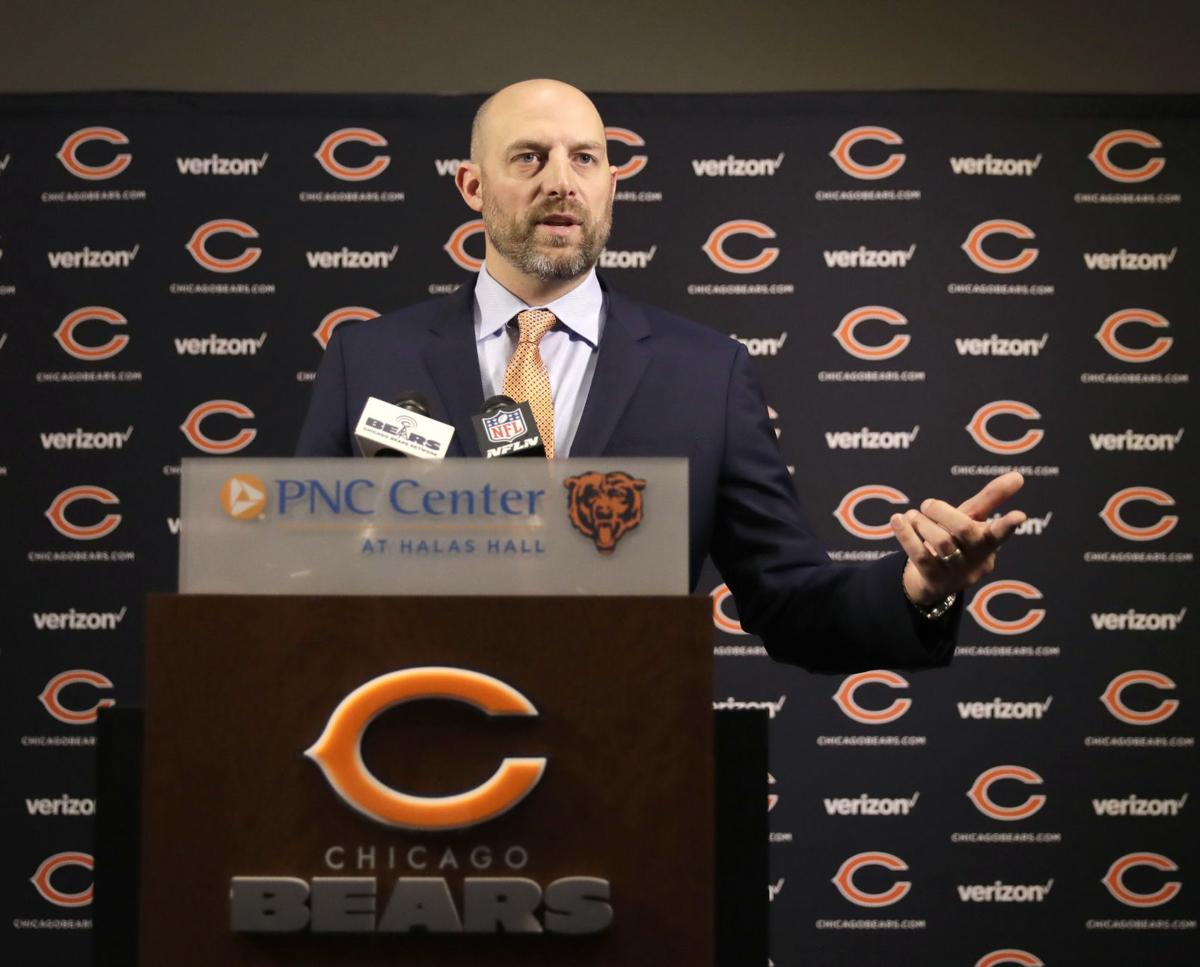 Bears Nagy Football