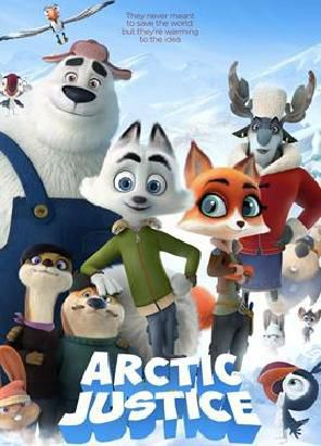 """""""Arctic Dogs"""" (previously titled """"Arctic Justice"""""""