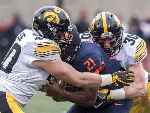Hawkeye 10 @ 10: Iowa gets new recruit and a bye week   Iowa