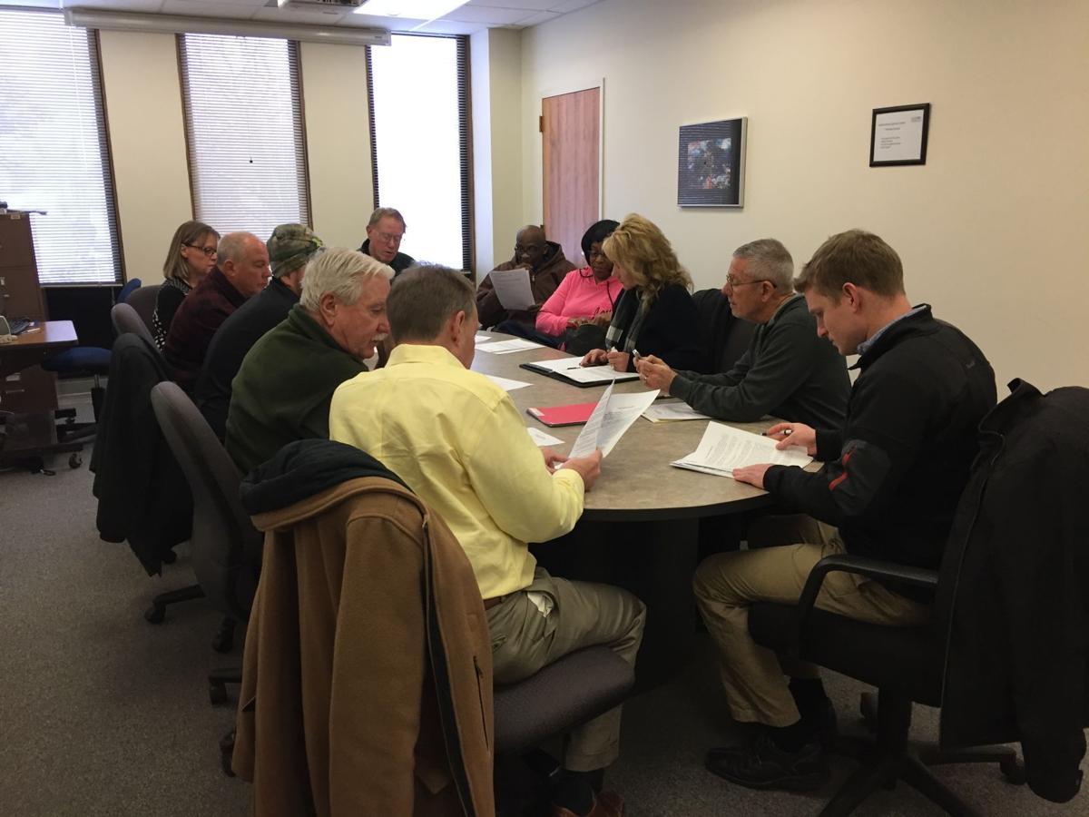 Special school board session on Newbury Living lease arrangement