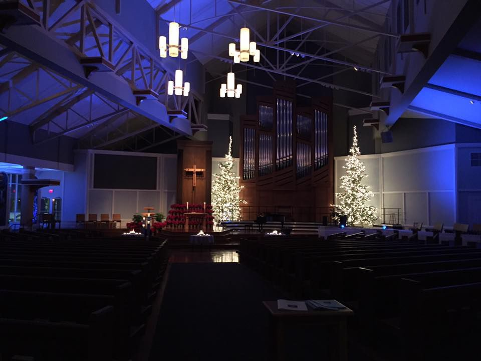 Blue Christmas St. Paul's Lutheran