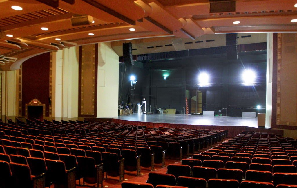 adler theatre stage to be named for greg schermer local news