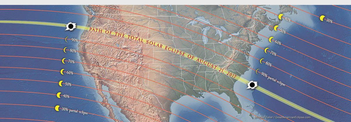 AAS Eclipse Map