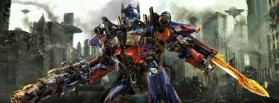 Film Review Transformers