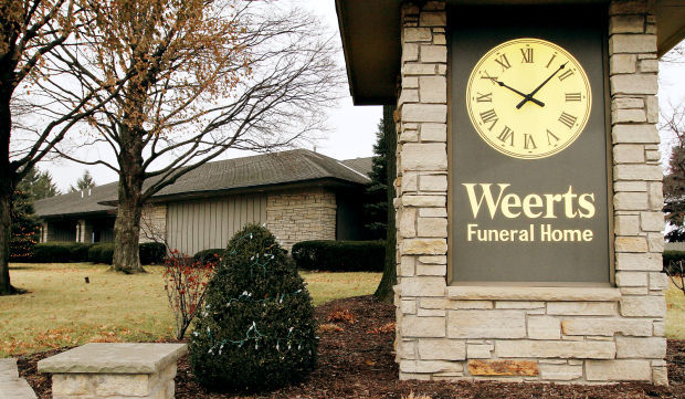 Weerts Funeral Home Sold
