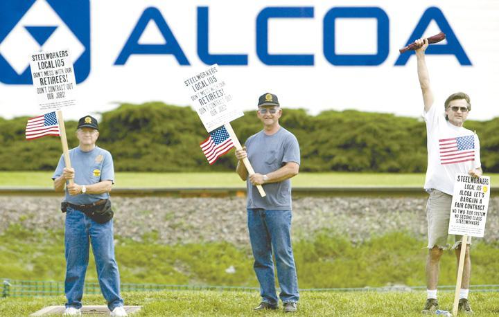 Alcoa, union still talking | Economy | qctimes com