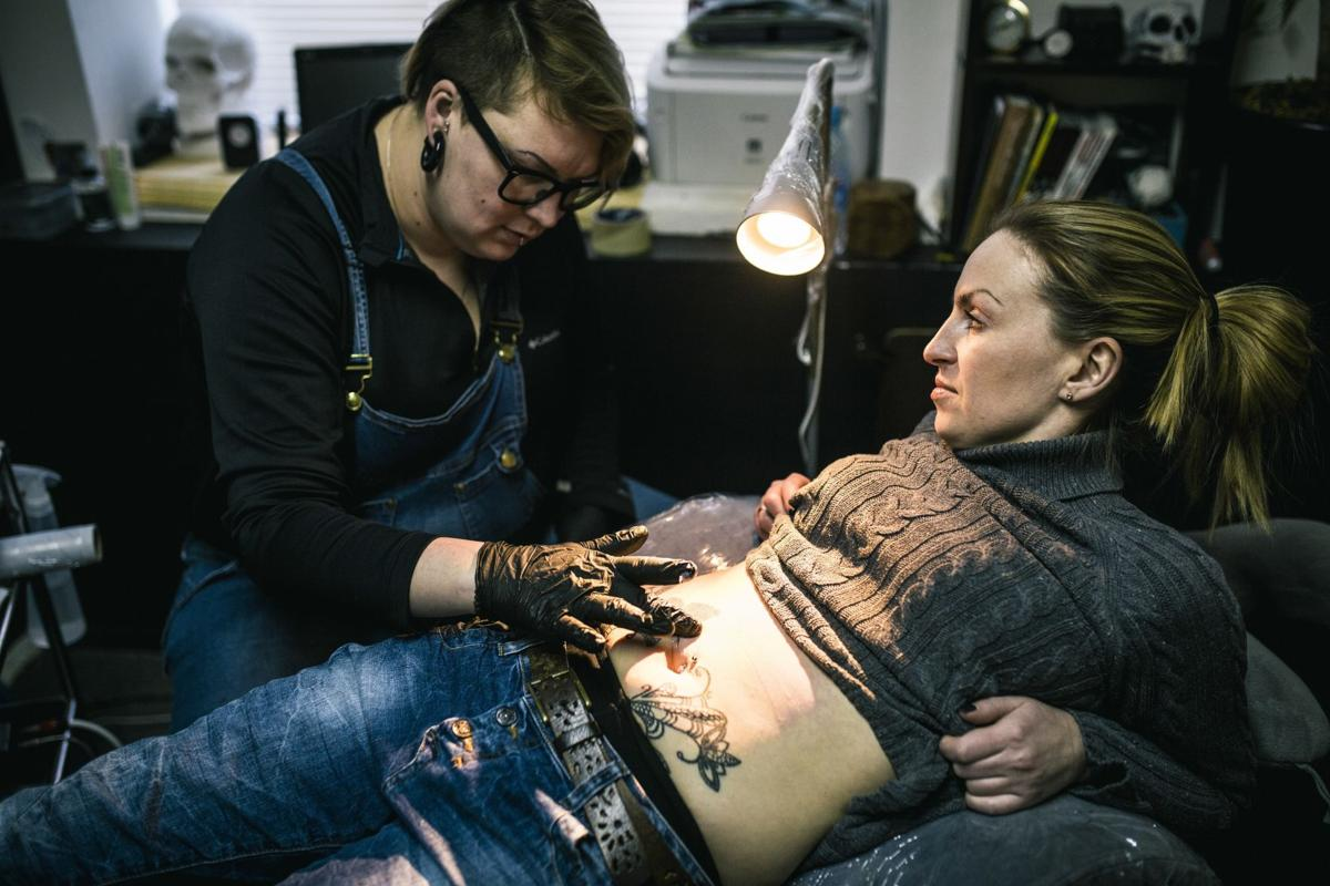 Russia From Scars To Tattoos
