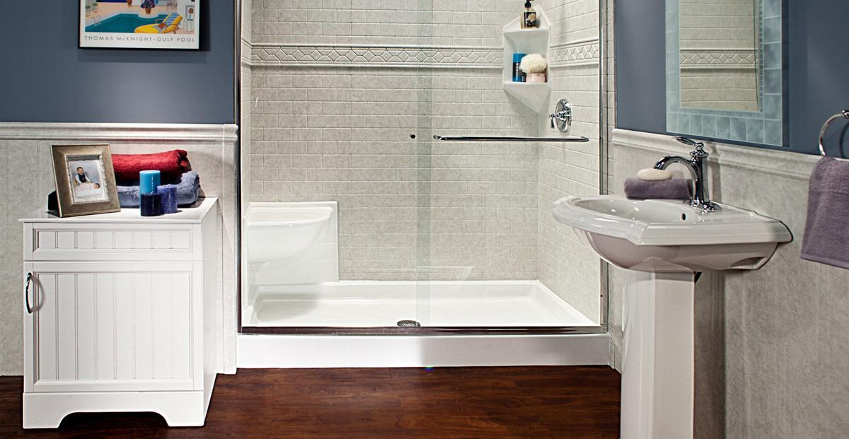 Bathroom Vanities Quad Cities the bath company | bathrooms | remodel | davenport, ia | qctimes
