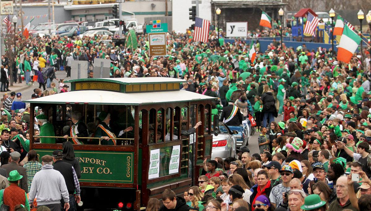 Only interstate St. Patrick's Day parade | | qctimes.com