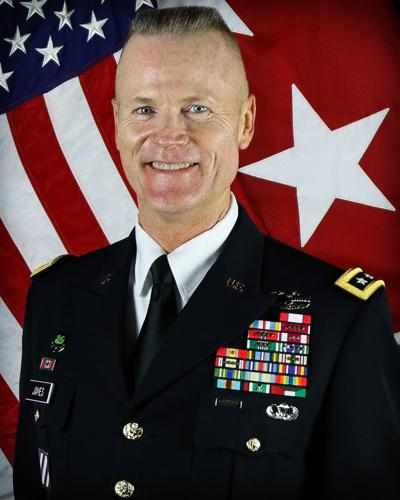 Lt. Gen. Thomas James