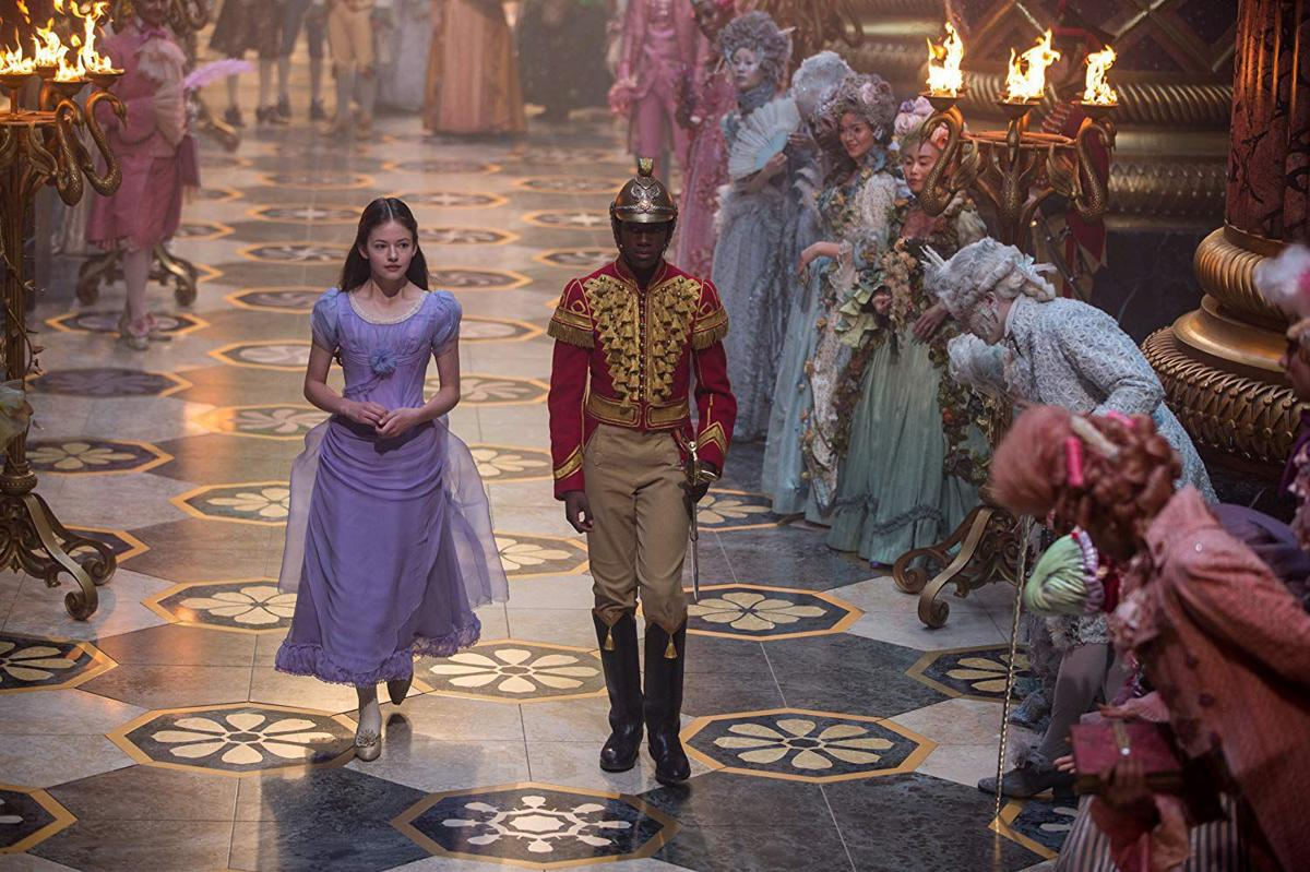 'The Nutcracker and the Four Realms'