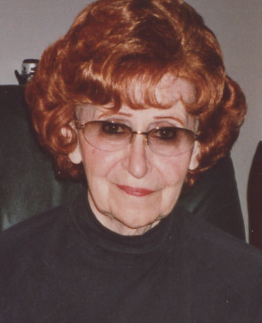 Mary Lou Voorhis