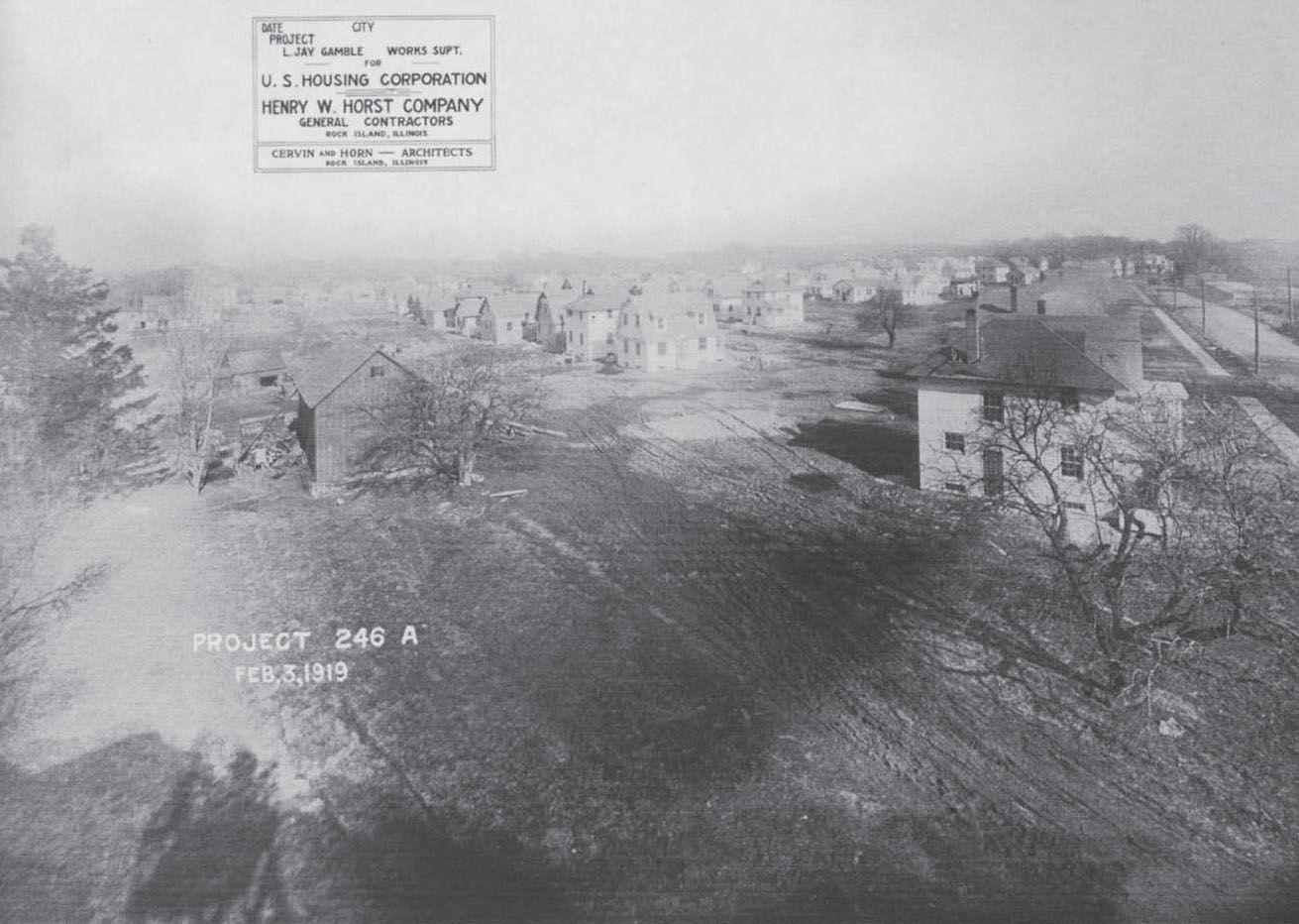 Davenport in WWI City becomes u0027premiere flashpointu0027