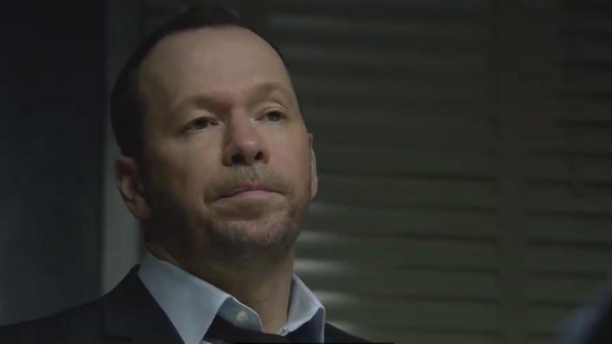 Donnie Wahlberg  here ...