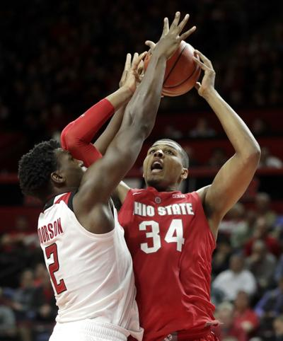 Ohio State Rutgers Basketball