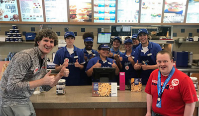 Culver's Special Olympics