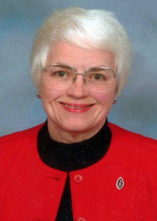 Sister Donna Donovan CHM