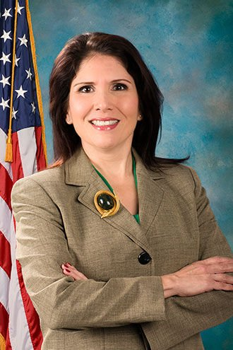 Lt. Gov. Evelyn Sanguinetti