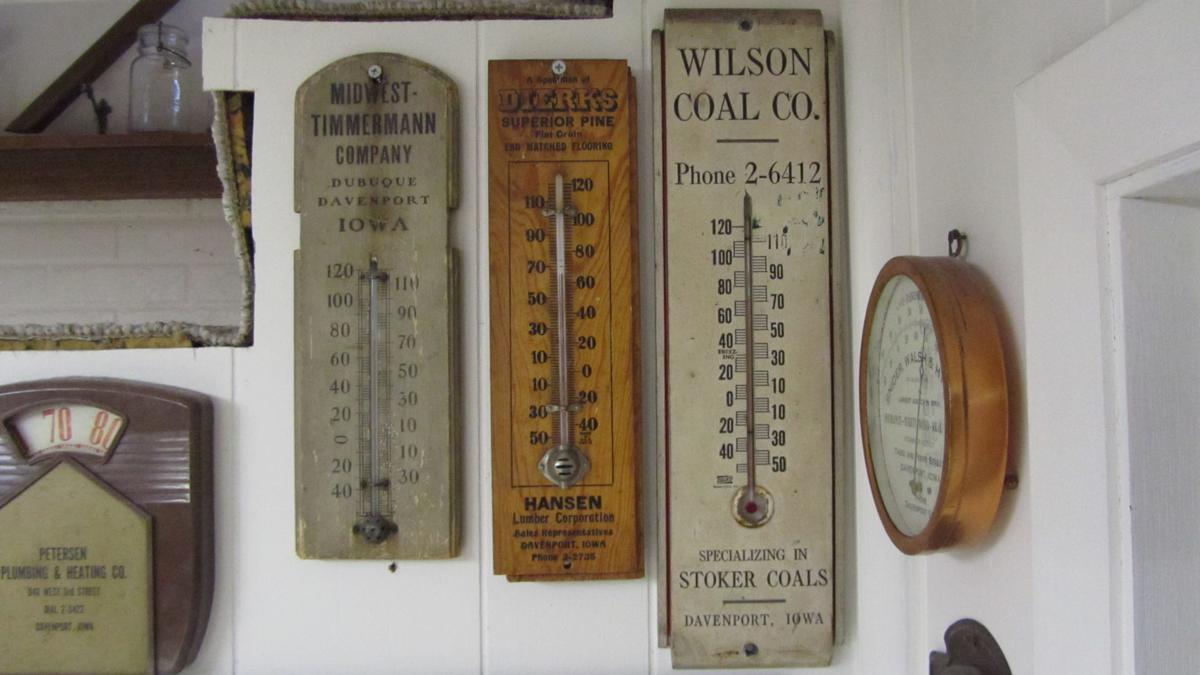 flooring thermometer