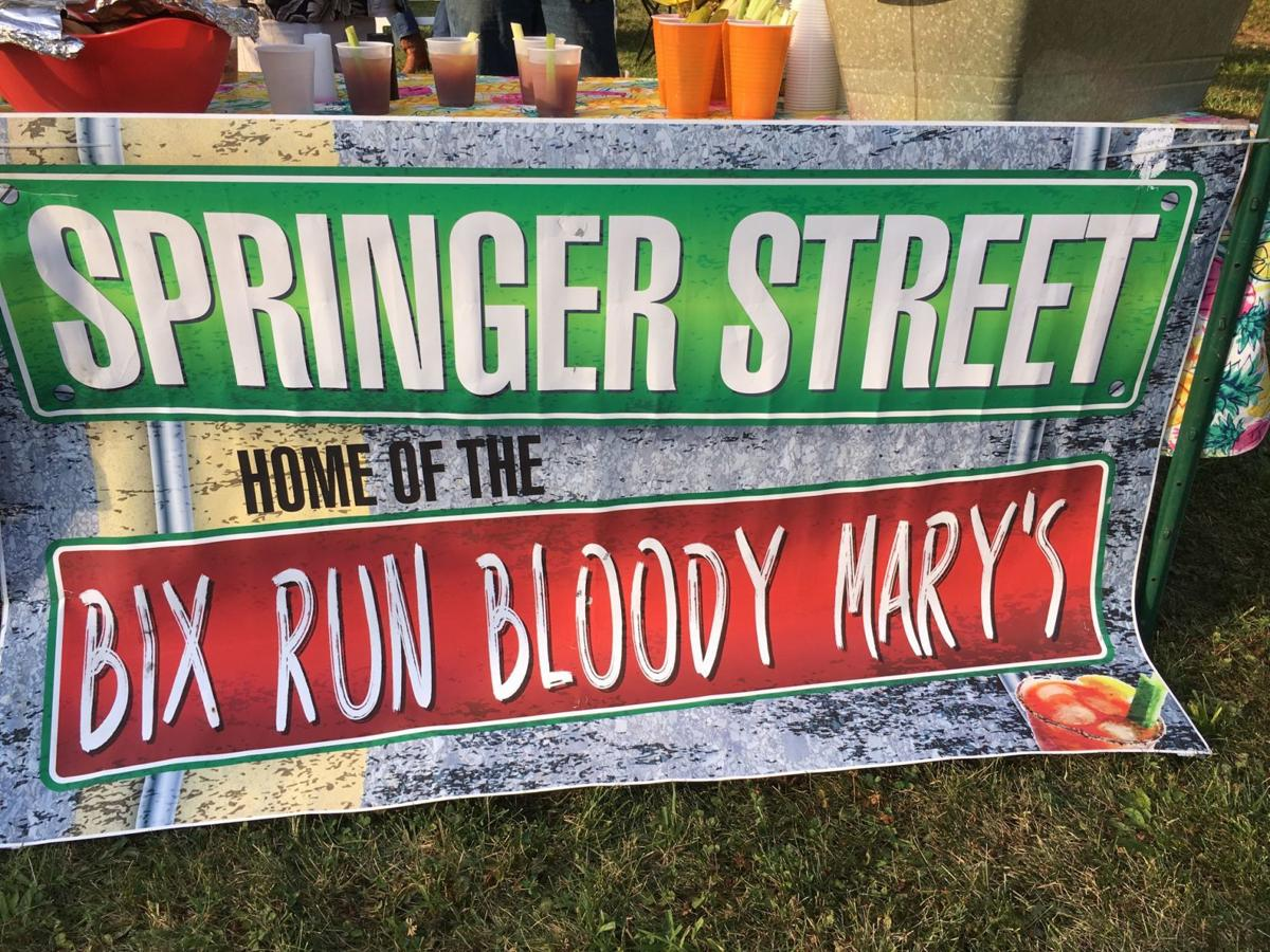 bloody mary sign