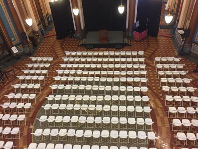 Iowa Capitol Rotunda