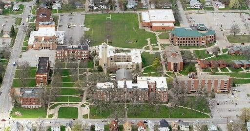 st. Ambrose campus