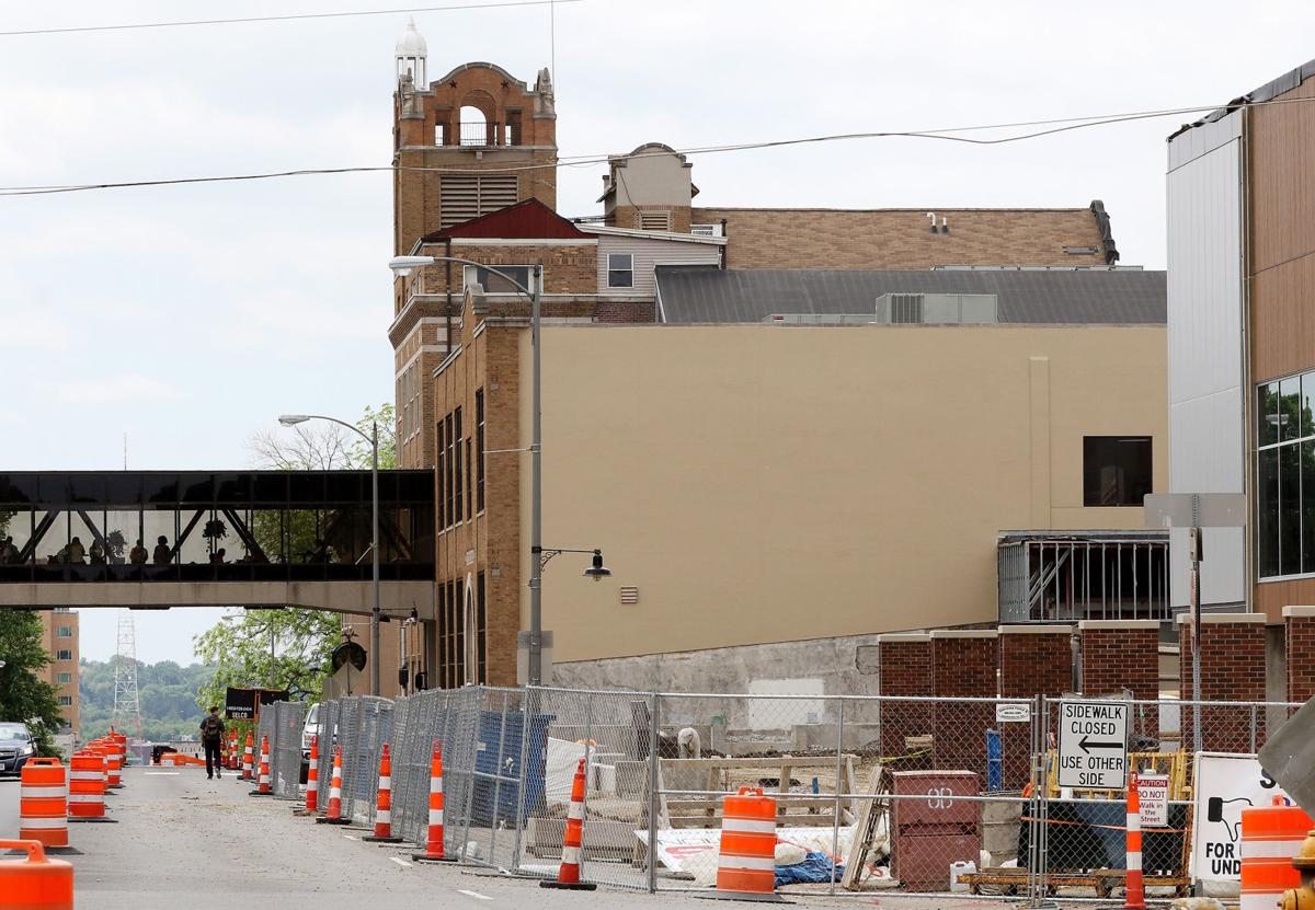 Palmer College planning $50M in campus improvements | Economy ...