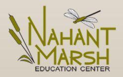 Nahant Marsh logo