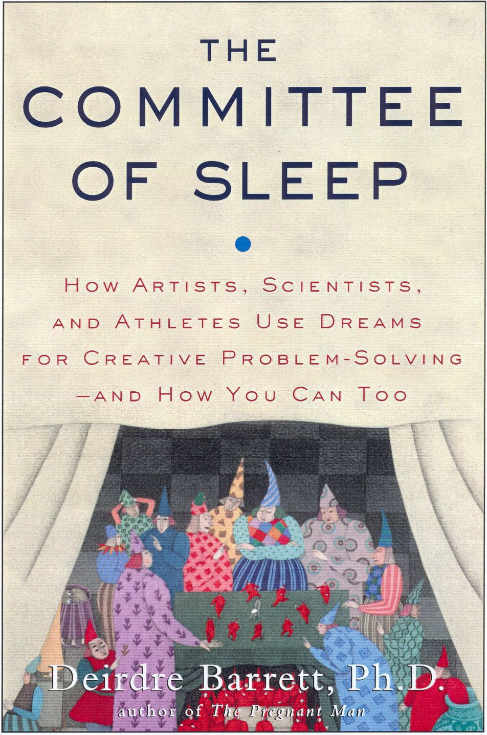 """The Committee of Sleep"" book"