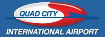 Quad-City International Airport logo