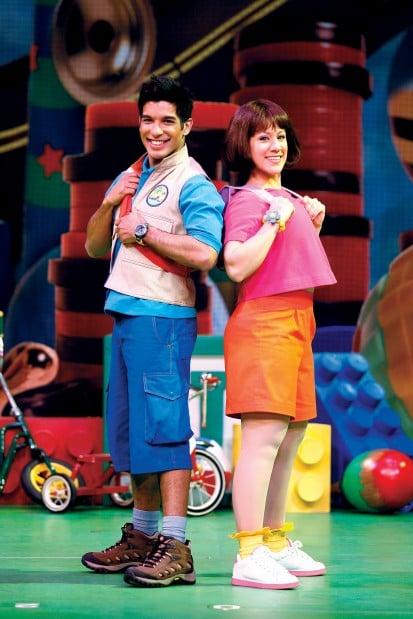 Dora and Diego | Family Fun | qctimes.com