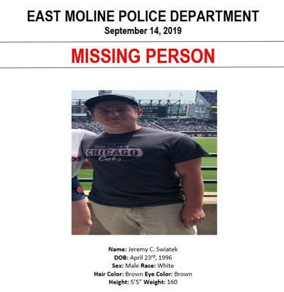 Missing Person East Moline