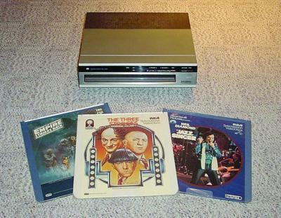 Videodisc