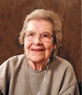 Esther R. Westbrook July 24, 1922-January 30, 2018