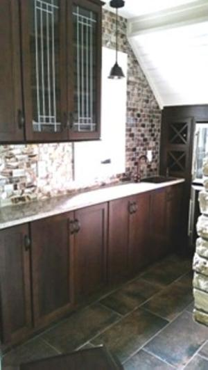 Bettendorf Home Repair Inc kitchen remodeling