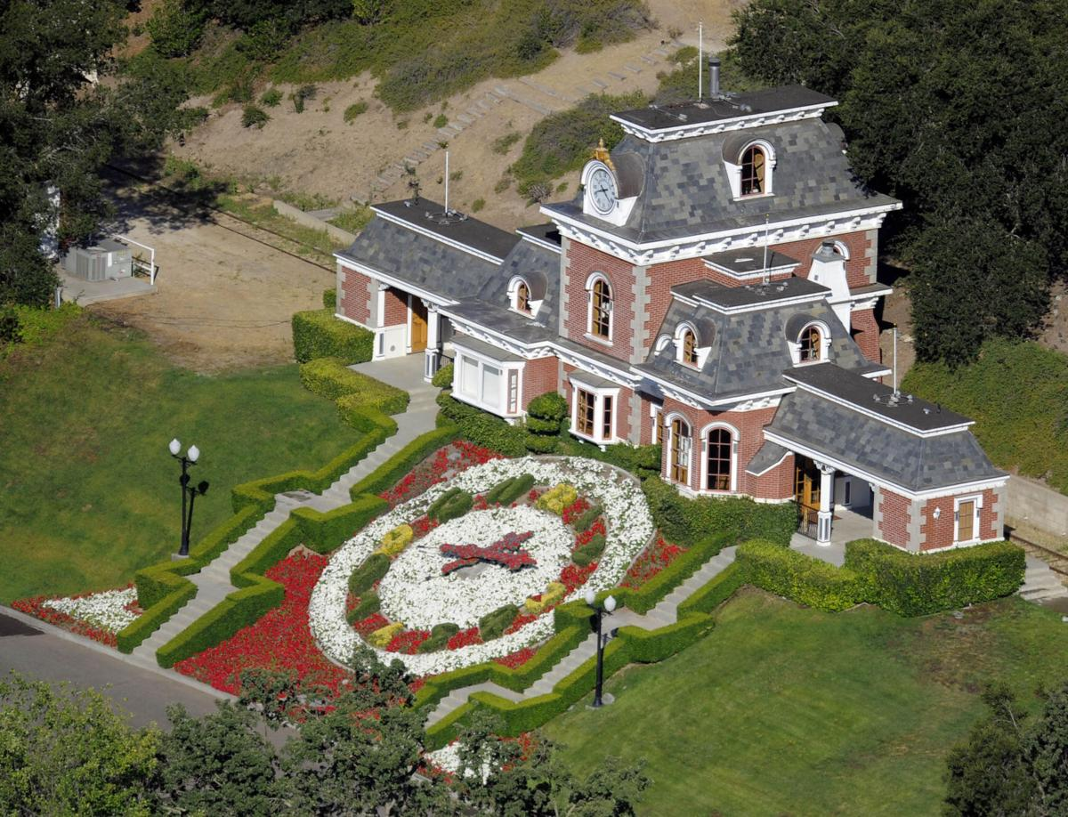 Photos: Michael Jackson's Neverland Ranch can be yours for ...